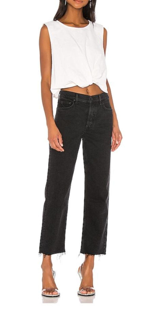Helena Cropped Jeans - All I Needed