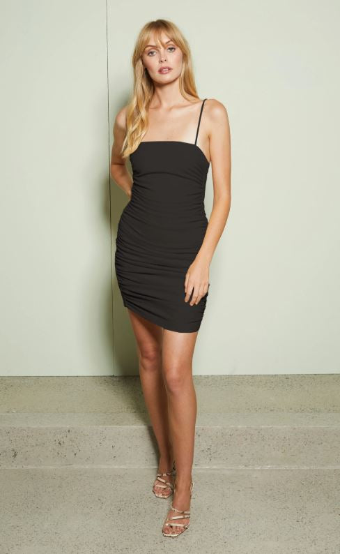Sadie Mini Dress - Black