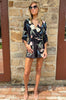 Liz Romper - Westview Black