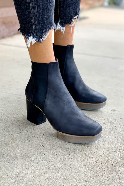 Ruba Clog Boot - Black