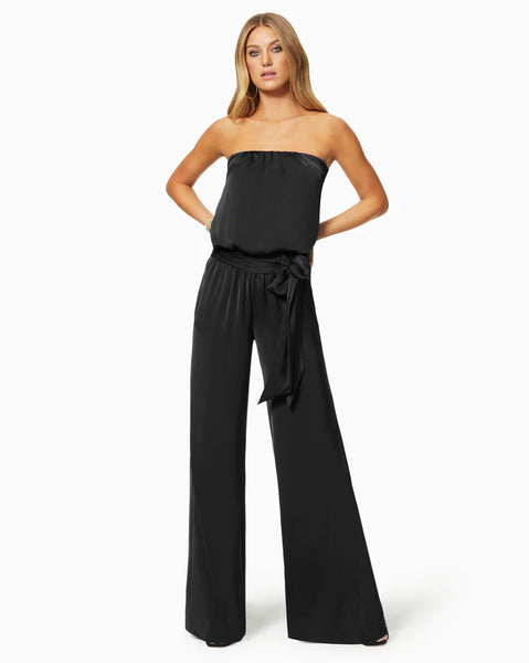 Bree Jumpsuit - Black