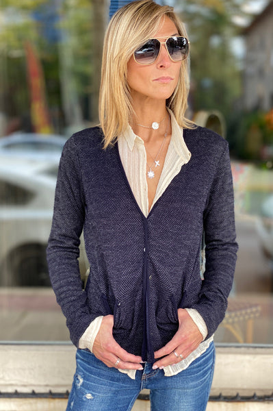Cardigan Jacket - Pattern
