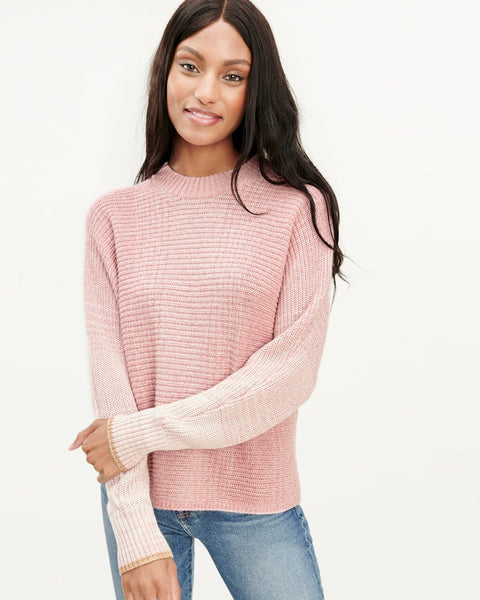 Ravine Marled Sweater - Clay