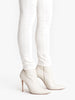 The Looker Ankle Denim - Cream Puffs