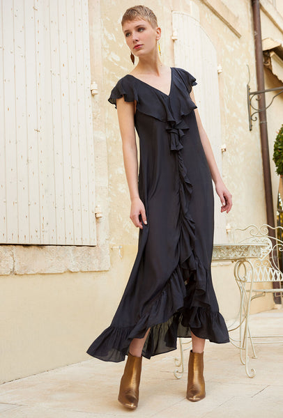 Cumbre Dress - Black