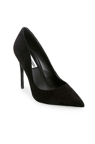 Daisie Pump - Black Suede