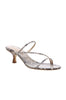 Evenise Sandal - Natural Snake