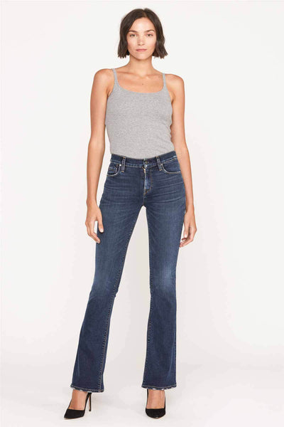 Nico Mid Rise Bootcut Jean - Gambit