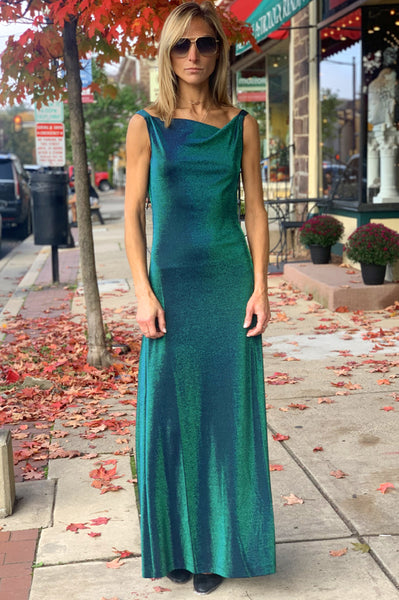 Gown - Green
