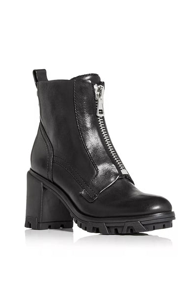 Shiloh High Zip Boot - Black