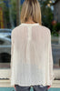 Long Sleeve Shirt - Ivory