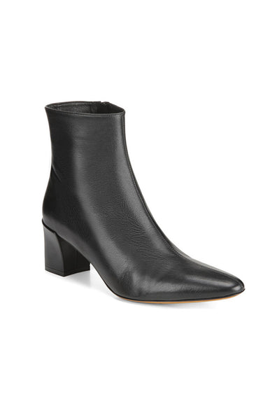 Lanica Leather Boots - Black