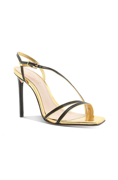 Luna Stiletto - Gold / Black