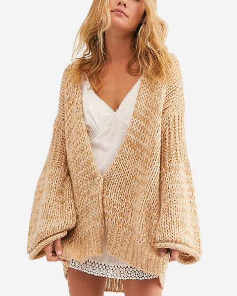 Home Town Cardi - Neutral Combo