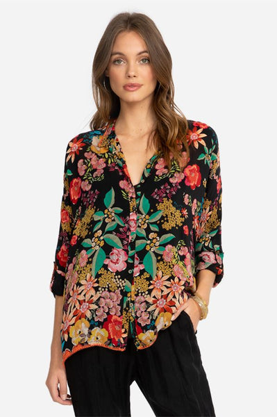 Poppy Top - Multi B