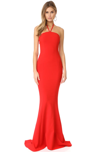 Viseroy Dress - Scarlet