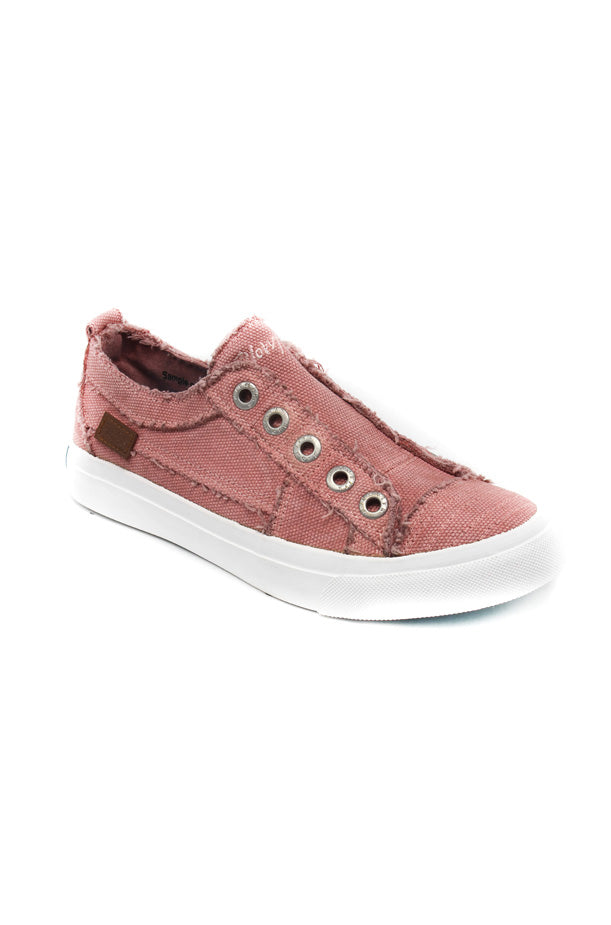 Play Sneaker - Rose Clay Martin Canvas