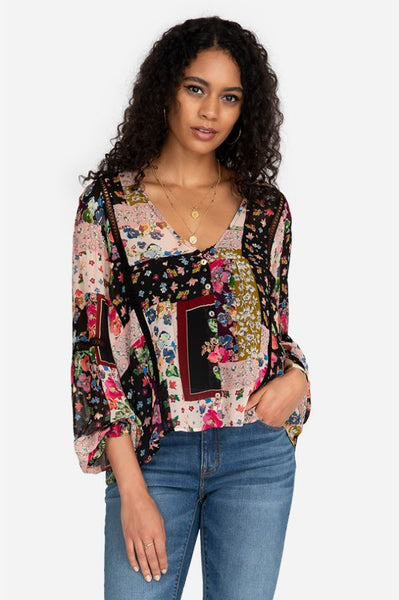 Roswell Pieced Top - Multi