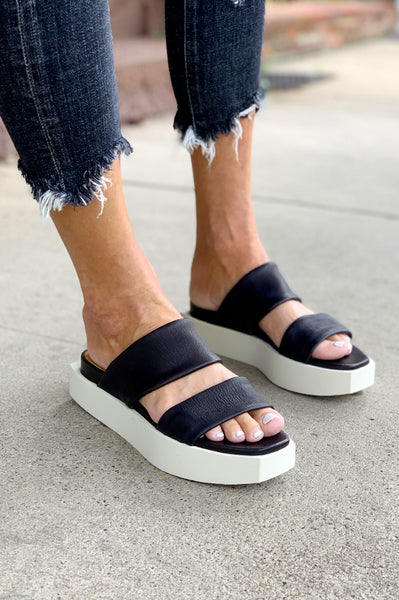 Seaview Flatform - Black
