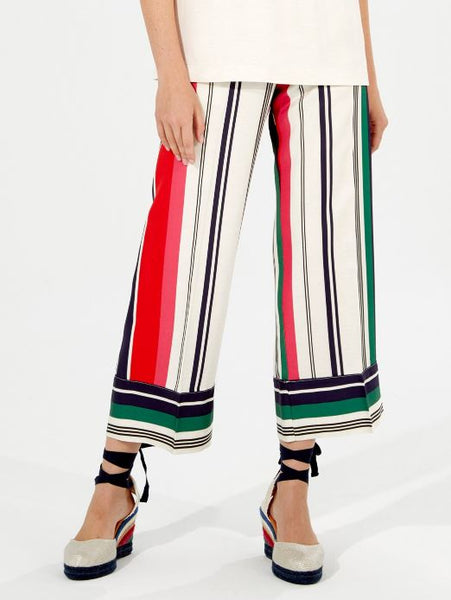 Sandy Trousers - Striped