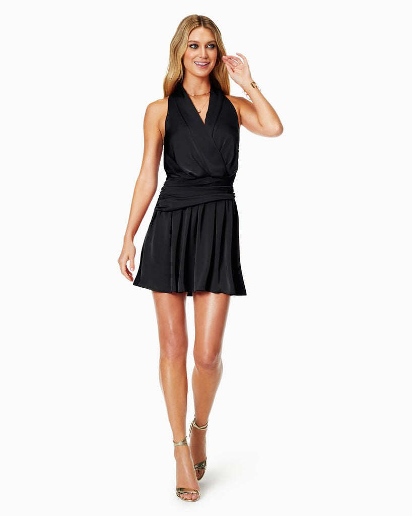 Shellie Dress - Black
