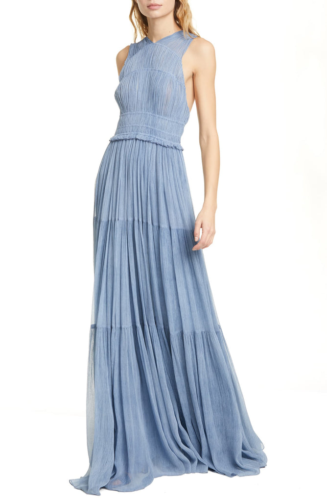 Freesia Gown - Slate