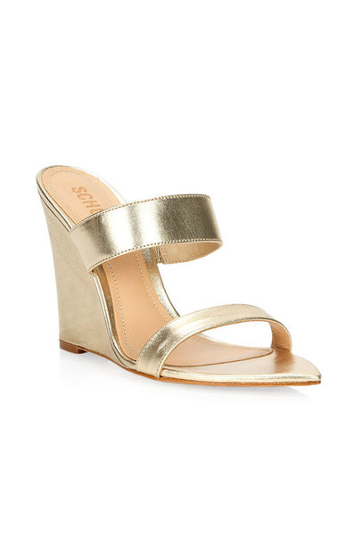 Soraya Wedge - Gold Platina