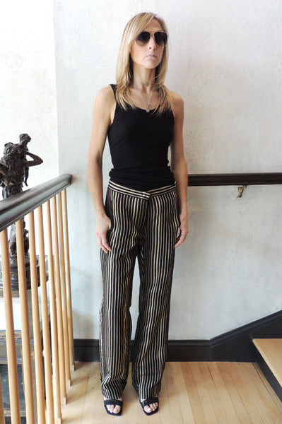 Pants - Stripe