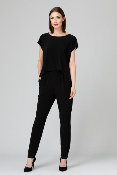 Jumpsuit Stsyle 193052 - Black