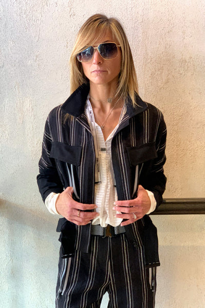 Jacket - Stripe