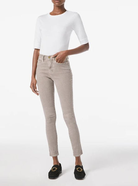 Le High Skinny - Tawny Multi