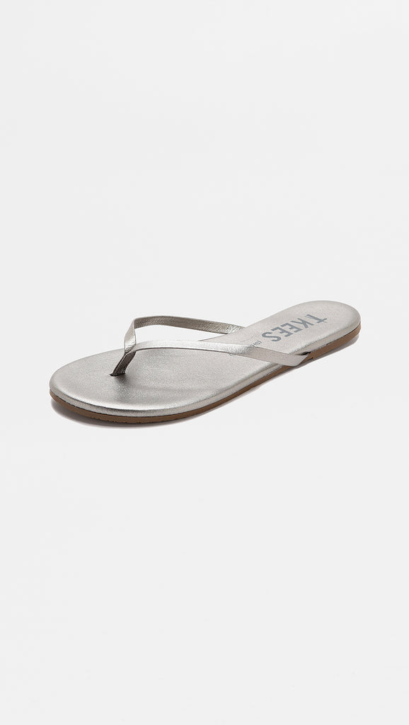 Shadow Flip Flops - Frosty Grey