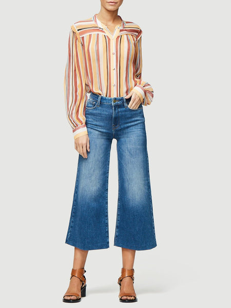 Le Vintage Crop Blindstitch - Webster