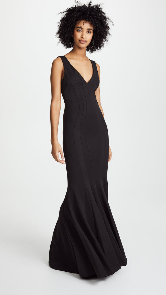 Ronnie Gown - Black