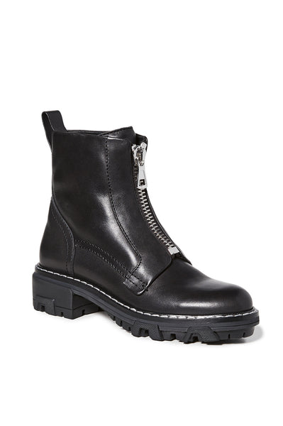 Shiloh Zip Boot - Black