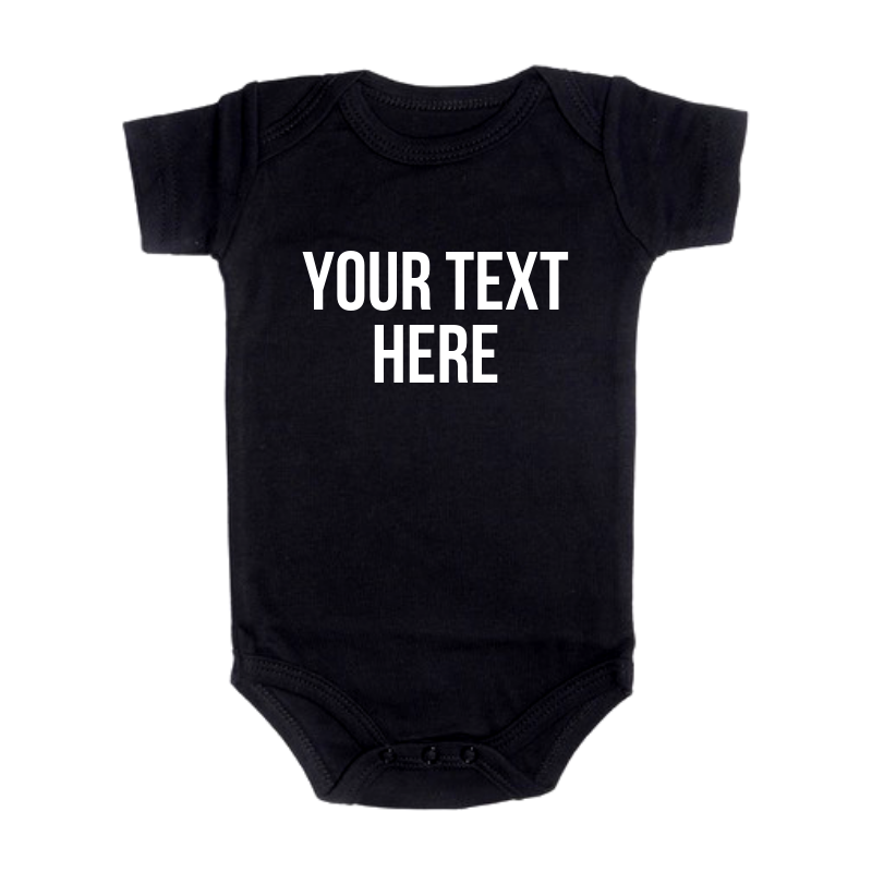 Personalised Onesie