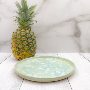 Titania Ceramic Plate by Orphan Ten