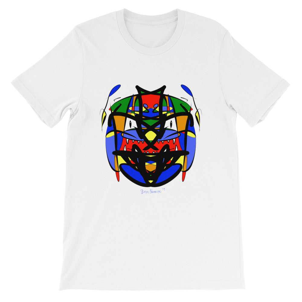 Best Favorite Color Monster T-Shirt
