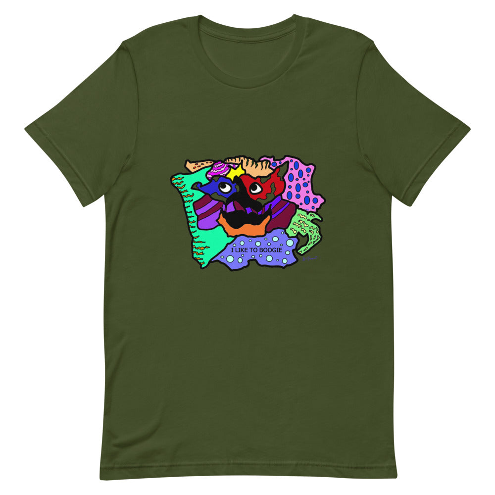 Best Favorite Boogie Love Monster T-Shirt