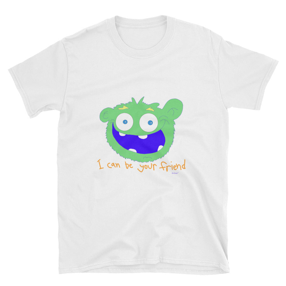 Best Favorite Friendly Monster I Can Be Your Friend T-Shirt