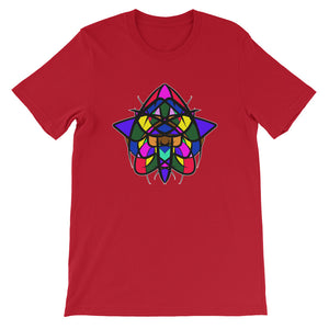 Best Favorite Stained Glass Star T-Shirt