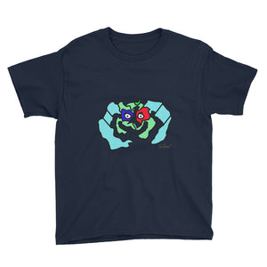 Best Favorite Earth Turtle Ninja Kids & Youth Size Short Sleeve T-Shirt