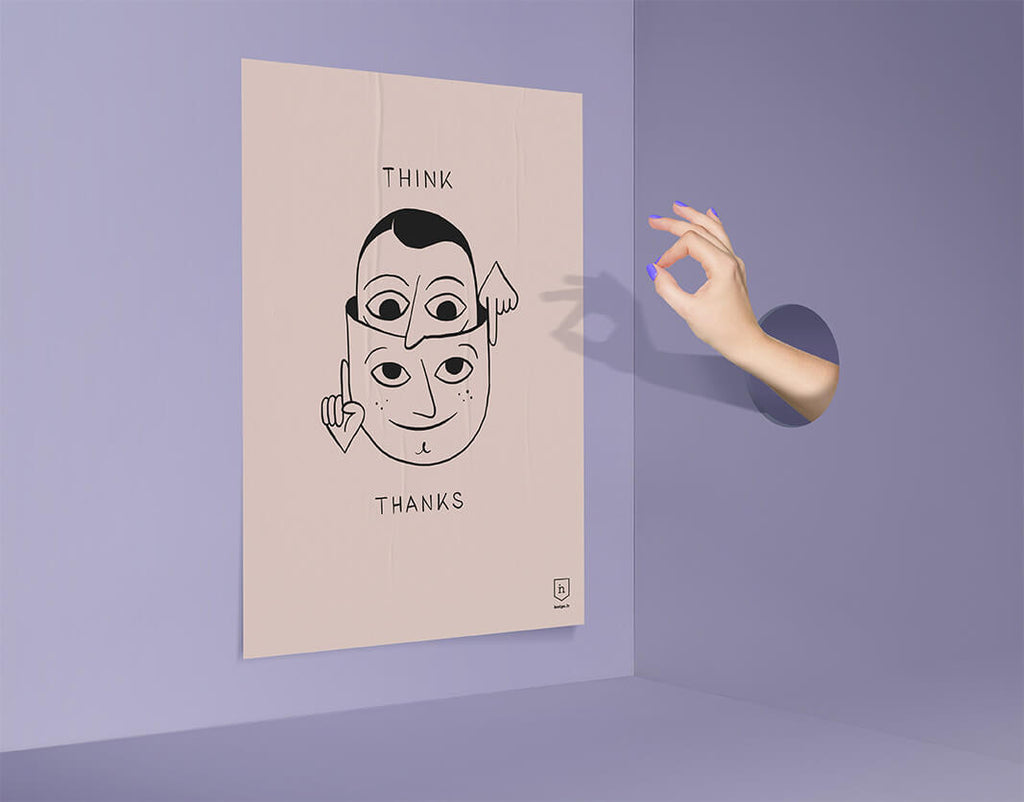 Poster - Think Thanks