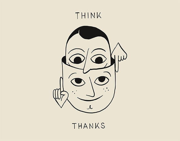 Totebag - Think thanks
