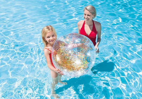 "Bola Transparente Intex 58070 Inflable 51"" - INT-58070"