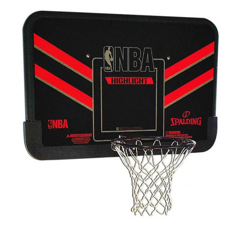 "Combo Tablero Basket 44"" Spalding 80798CN NBA Hightlight - SPA-80798CN"