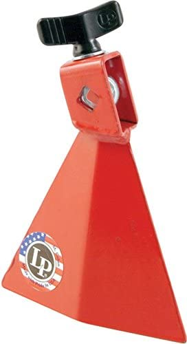 Jam Bell Large Low Pitch LP1233 Latin Percussion Rojo - LAT-LP1233