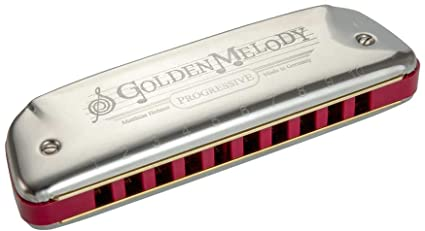 Armónica Golden Melody 542/20-C Hohner - HOH-542/20-C