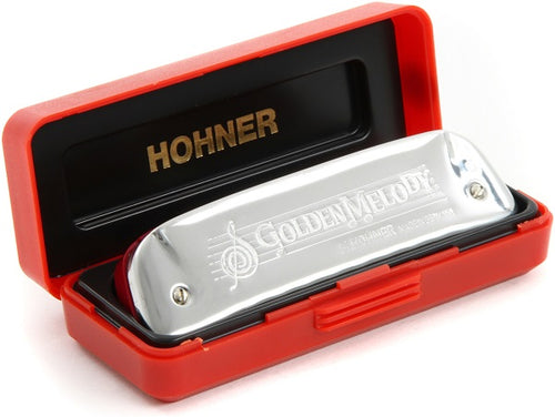 Armónica Golden Melody 542/20-G Hohner - HOH-542/20-G