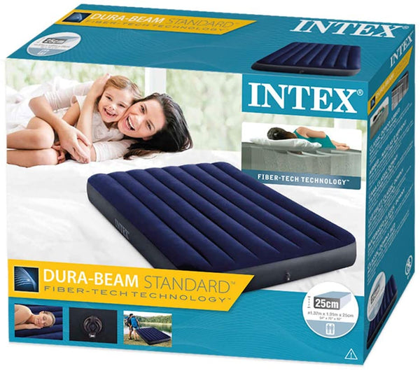 Colchón Full Intex 64758 Dura Beam Inflable - INT-64758